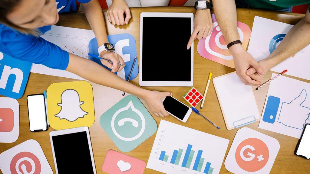 Use as redes sociais em favor do seu negócio
